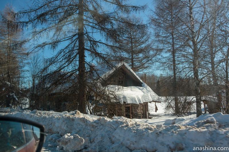 Старый дом, Костромская область