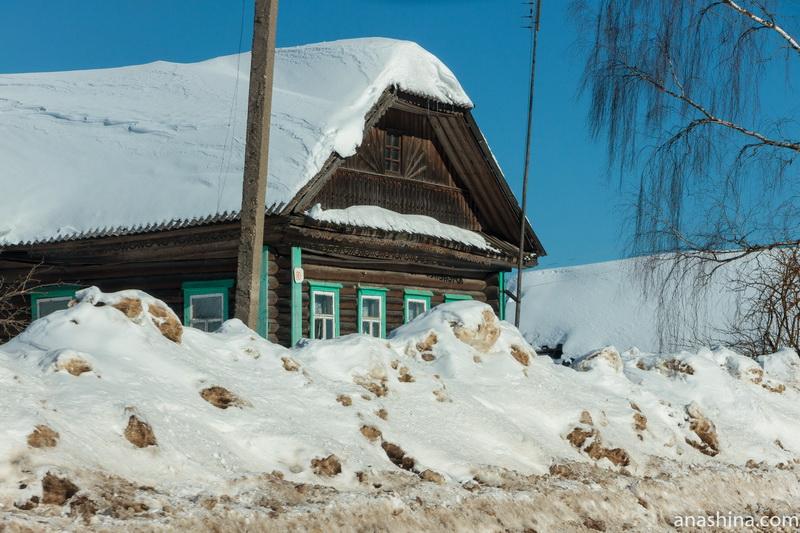 Дом, Костромская область
