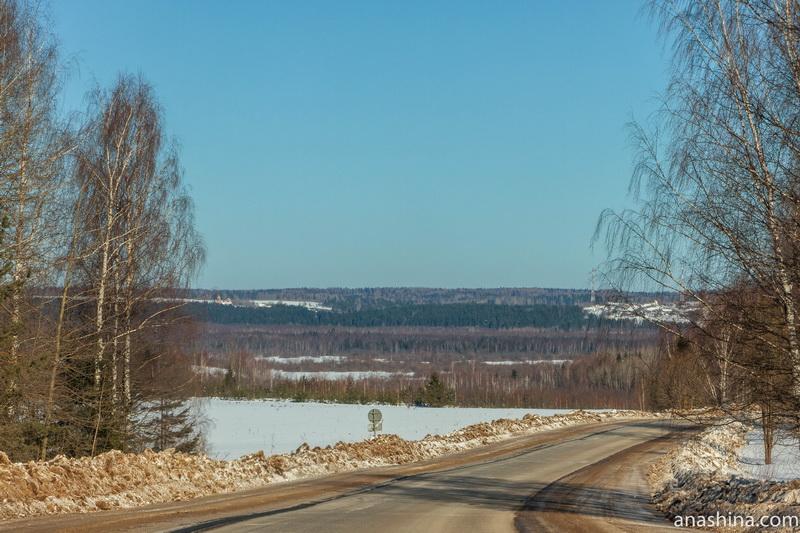 Живописные дали, Костромская область