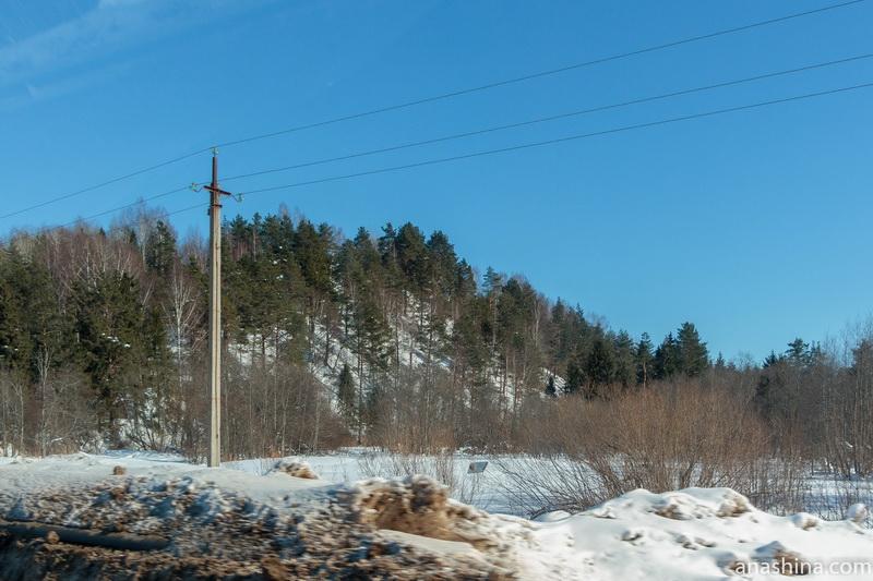 Крутой холм, Костромская область