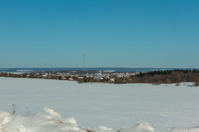 Панорама Галича