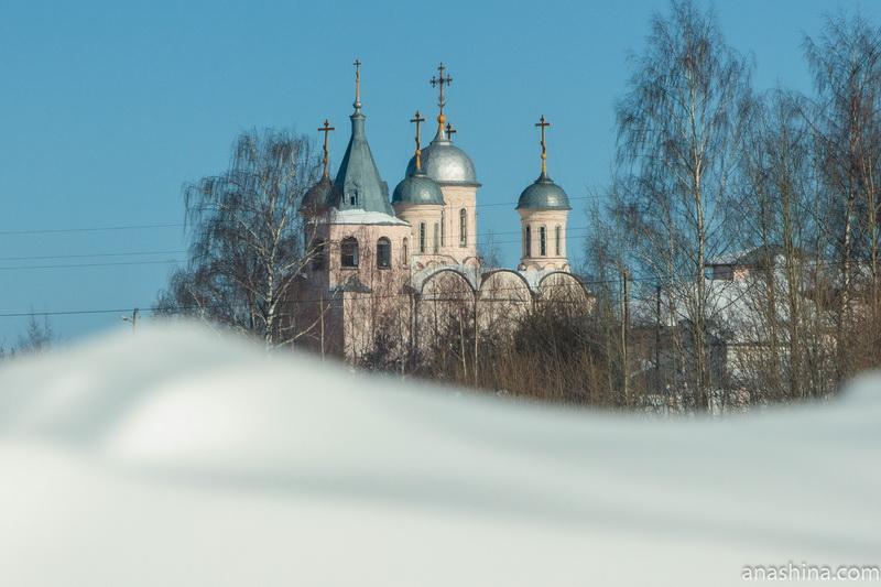 Успенский собор Паисиево-Галичского женского монастыря в Успенской Слободе, Галич