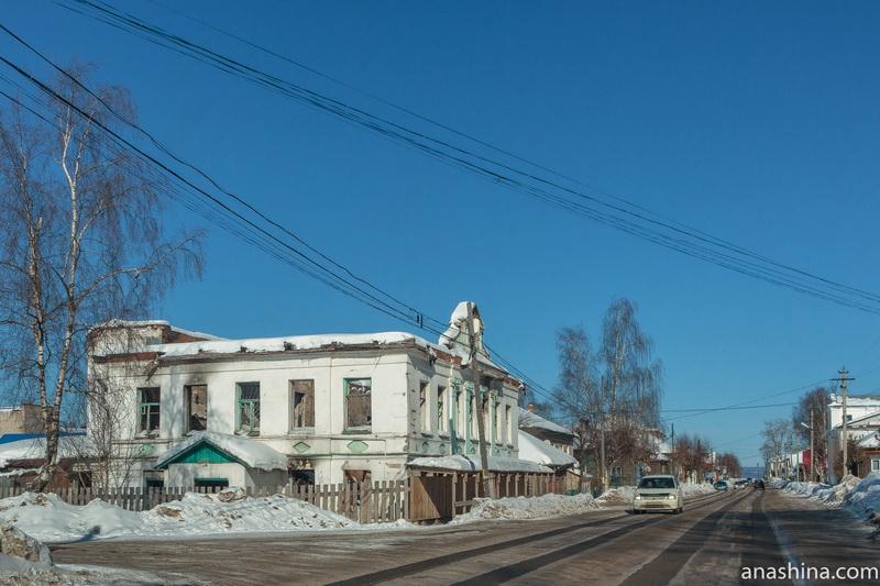 Усадьба Каликиных, Галич