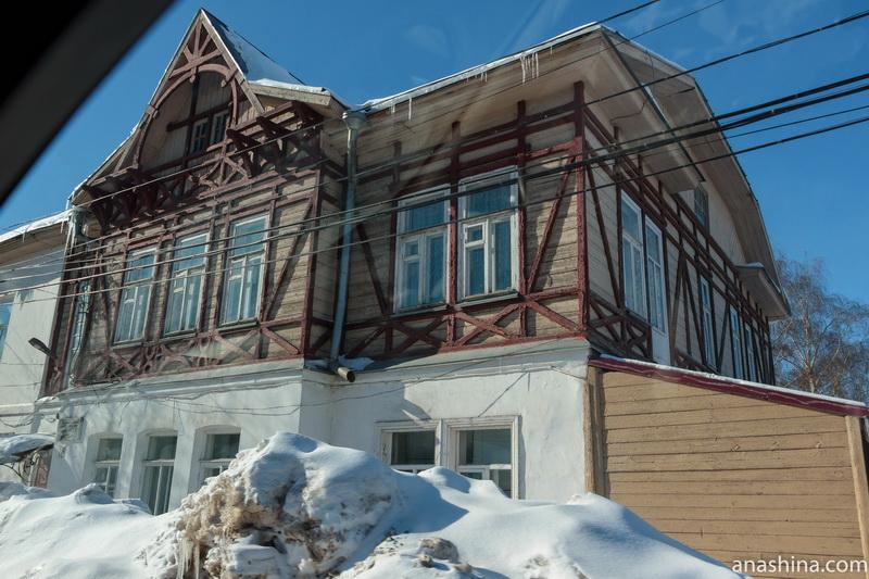 Дом жилой Каликиных, Галич