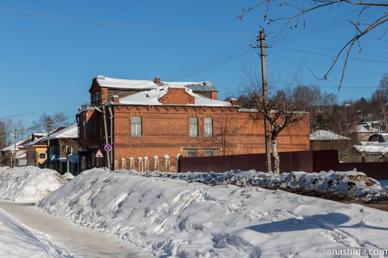 Жилой дом городского главы И.М. Нешпанова, Галич