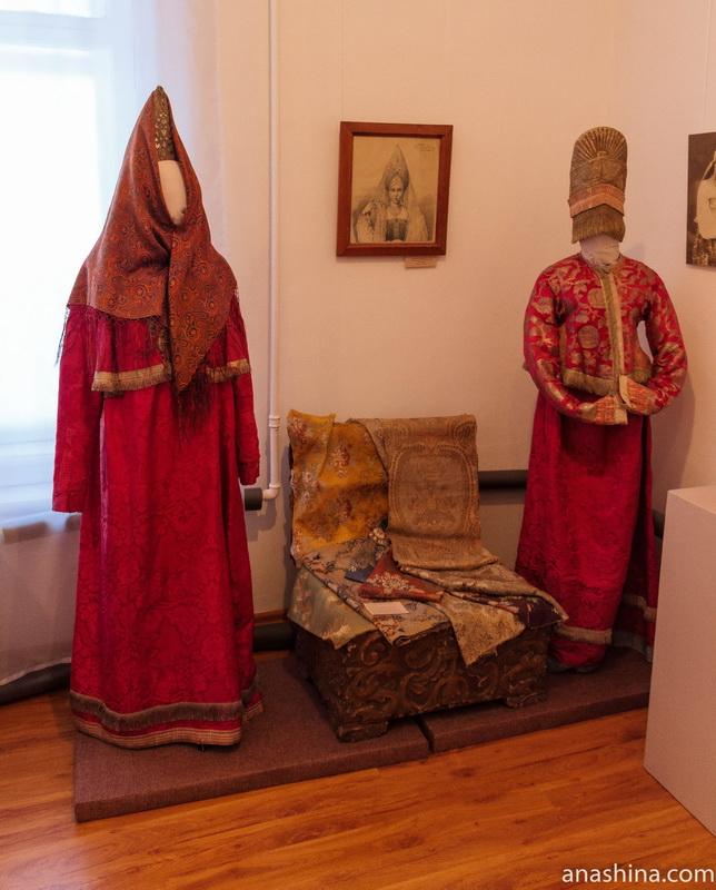 Традиционная одежда галичанок, Галич