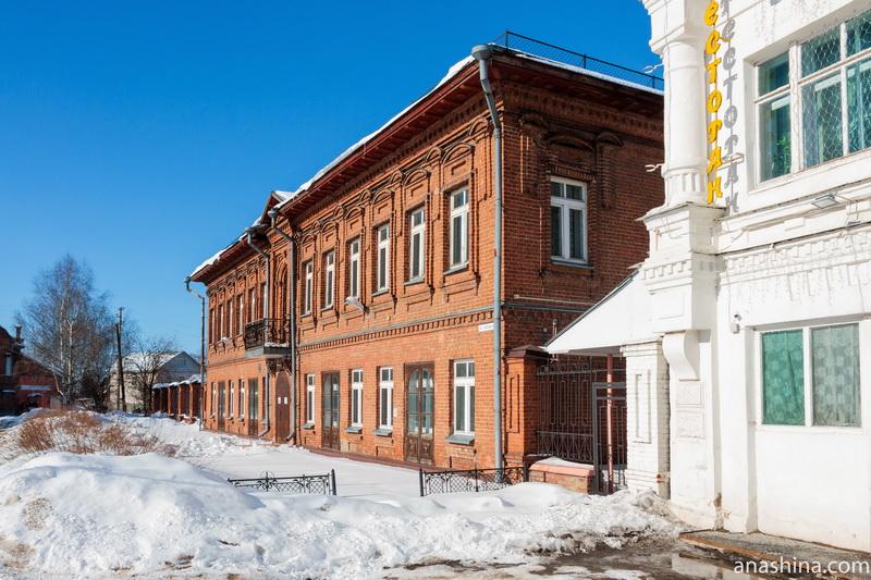 Дом начала XX века, Галич