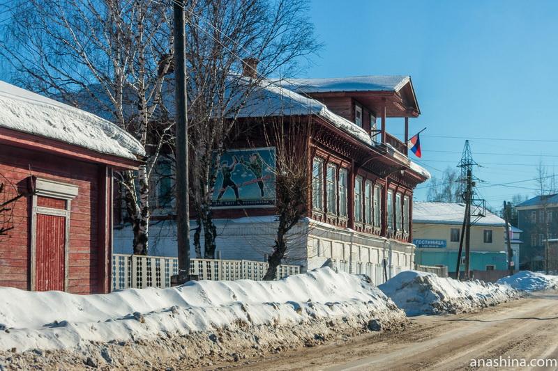 Жилой дом последней четверти XIX века, ныне Военкомат, Галич