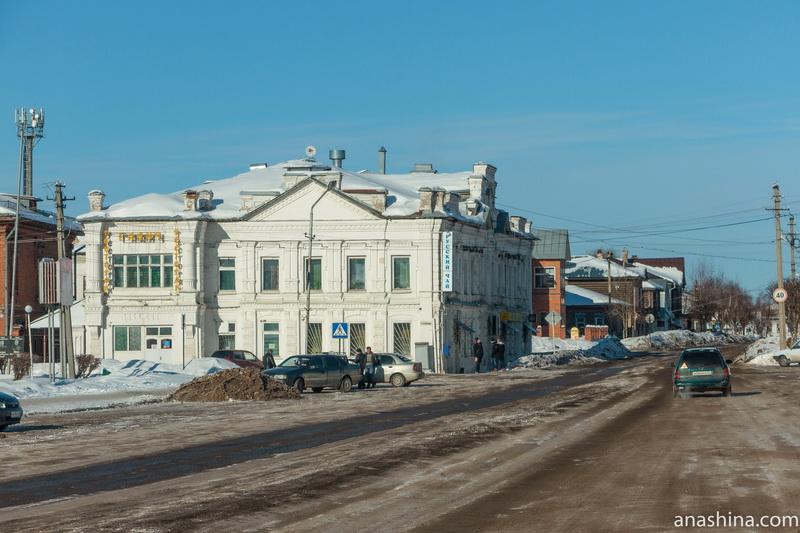 Дом жилой купца Н.Ф. Сотникова, Галич
