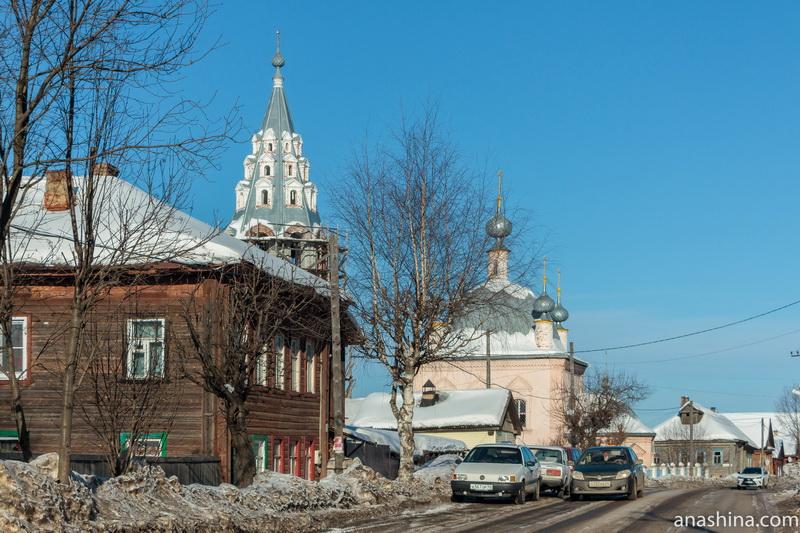 Церковь Василия Великого, Галич