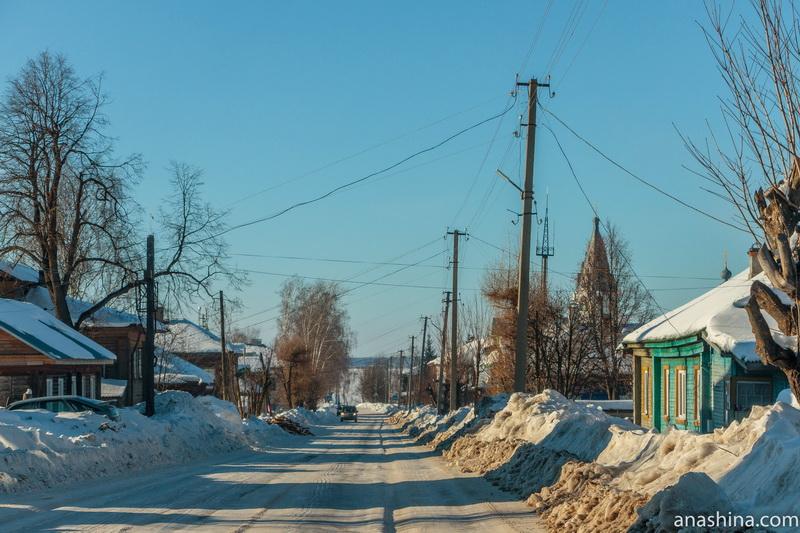 Улица Свободы, Чухлома