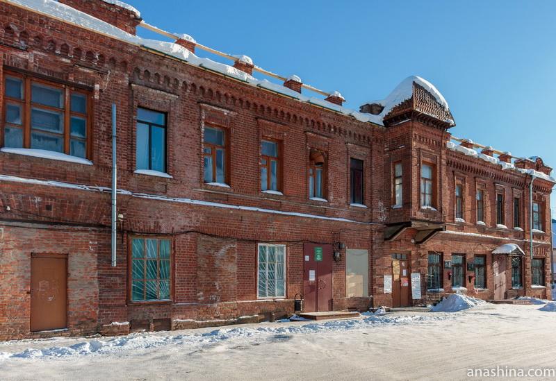 Дом Климовых, Чухлома