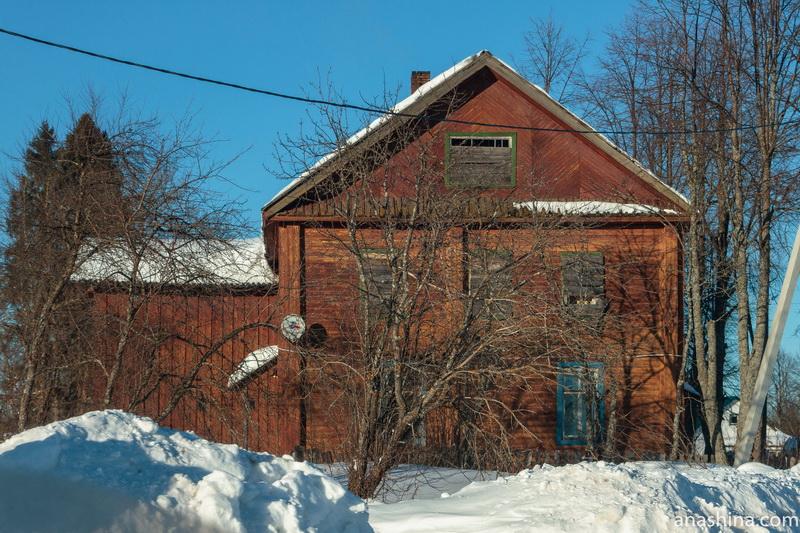 Многоквартирный дом, Костромская область