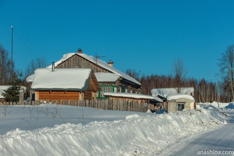 Жилой дом в Фалилеево, Костромская область