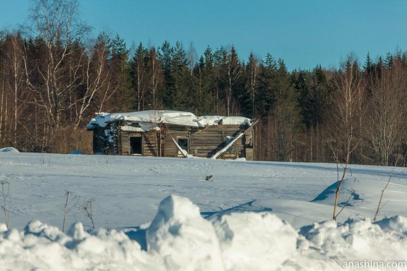Руины, Костромская область