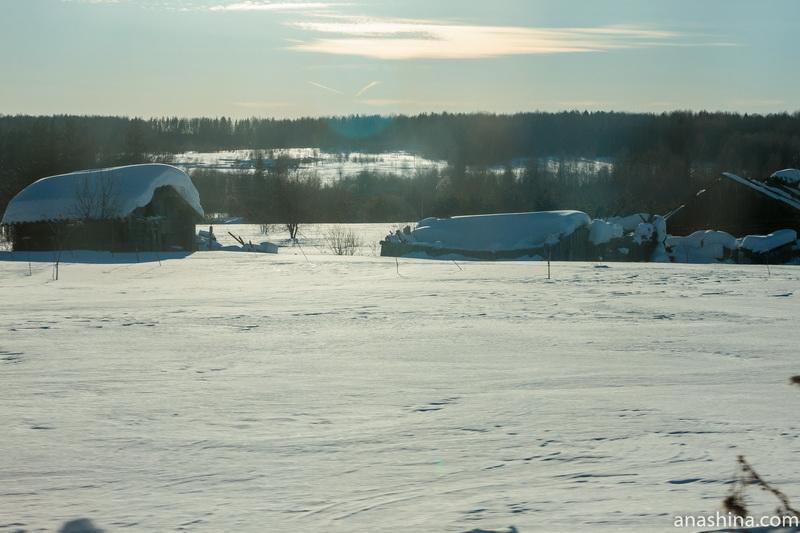 Село Фалилеево, Костромская область