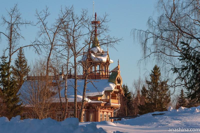Терем в Асташово, Костромская область