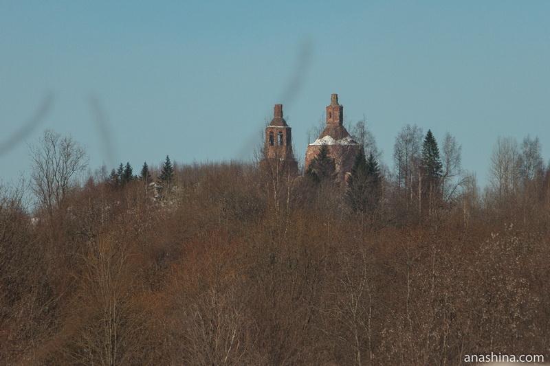 Церковь Рождества Пресвятой Богородицы в Николо-Чалово