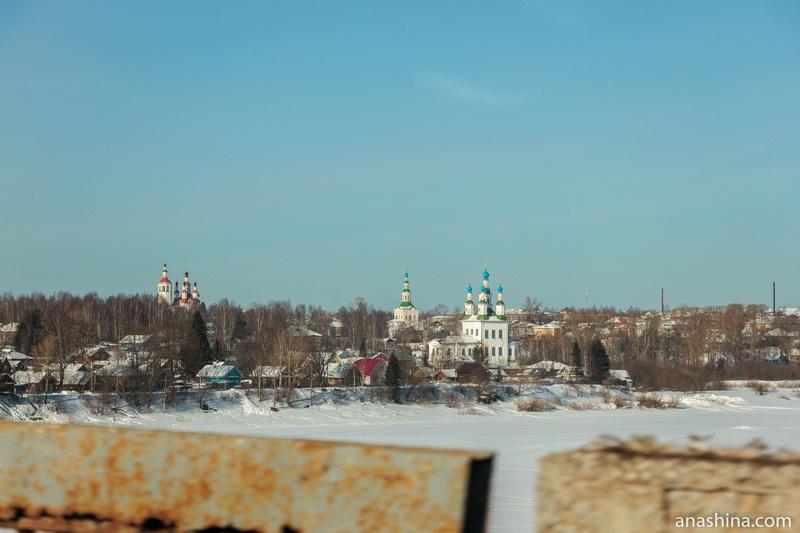 Тотьма, Вологодская область