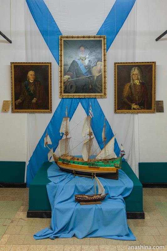 Музей мореходов в Тотьме