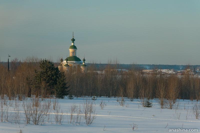 Собор Вознесения Господня, Спасо-Суморин монастырь, Тотьма