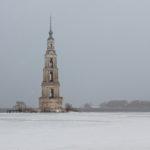 Печальный зимний Калязин