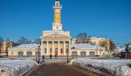 Кострома: первое знакомство с городом