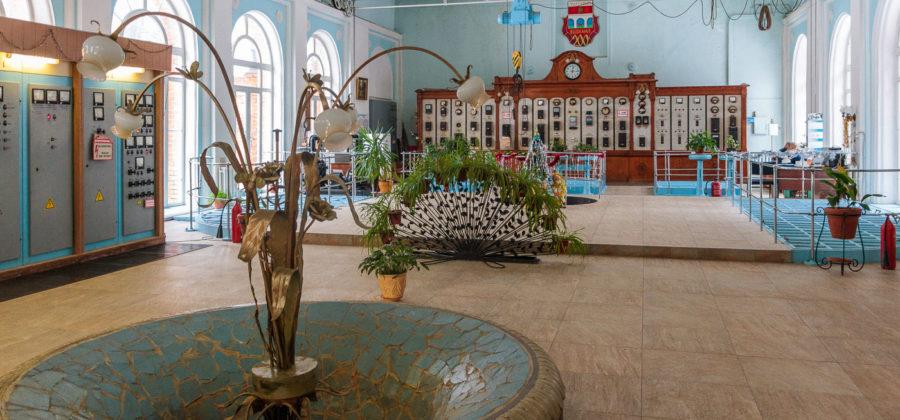 Мытищинская насосная станция Мытищинского водопровода