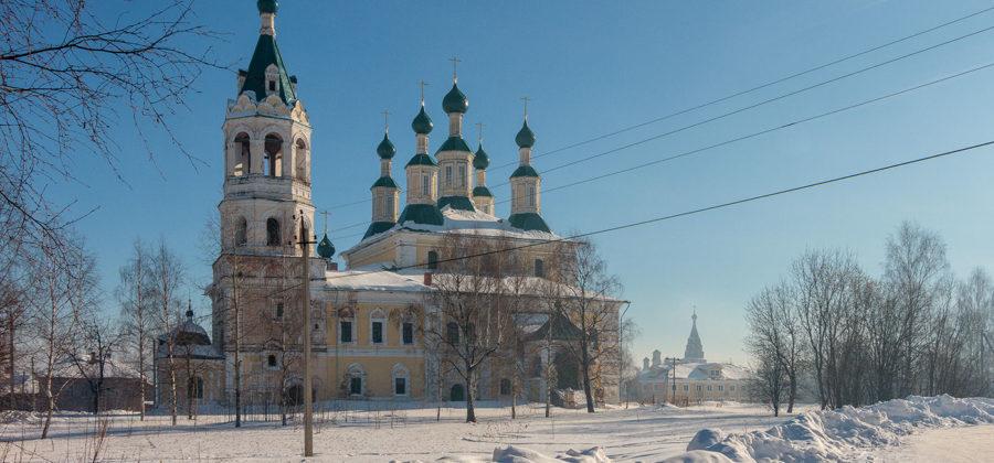 По Костромской и Вологодской областям. Часть 7: Солигалич