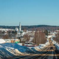 По Костромской и Вологодской областям. Часть 2: Кострома — Судиславль