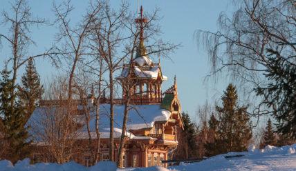 По Костромской и Вологодской областям. Часть 6: терем в Асташово и не только