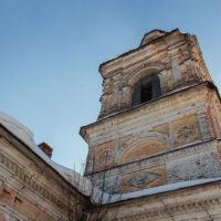 Умирающий храм: Входоиерусалимская церковь в Солигаличе