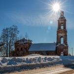 По Костромской и Вологодской областям. Часть 3: дорога из Судиславля до Галича