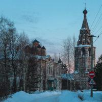 Воскресенский монастырь — колыбель Солигалича