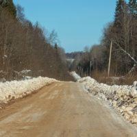 По Костромской и Вологодской областям. Часть 8: зимник из Солигалича в Тотьму