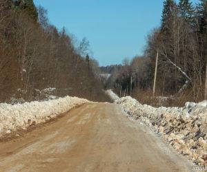 Зимник из Солигалича в Тотьму