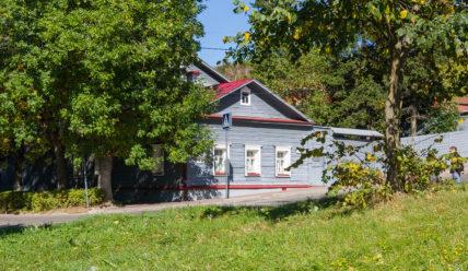 Калуга космическая. Часть 1: Дом-музей Циолковского