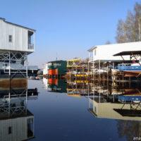 Апрельская поездка на Иваньковское водохранилище