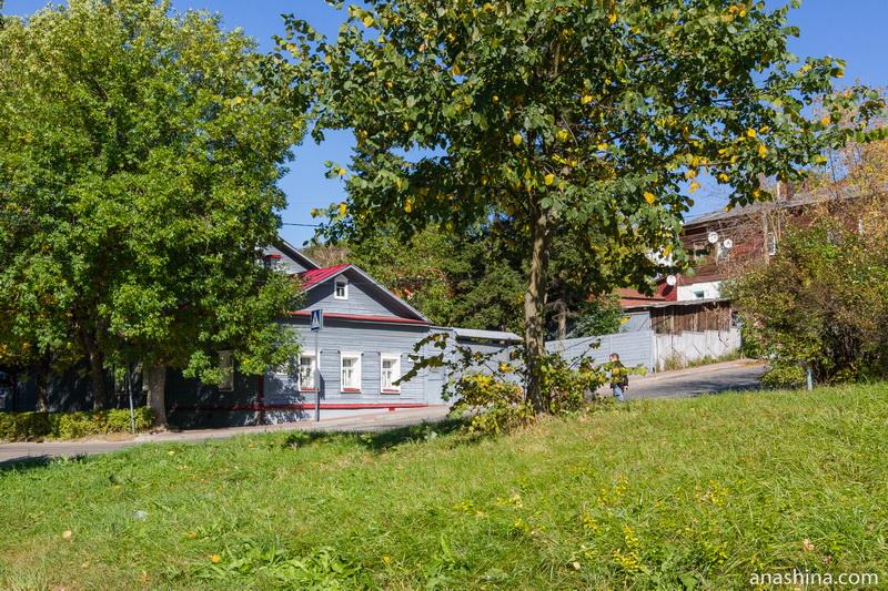 Дом Циолковского в Калуге