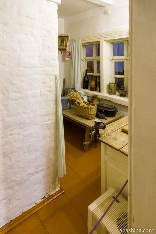 Кухня, Дом Циолковского, Калуга