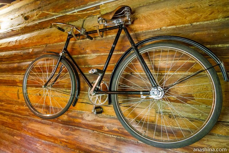 Велосипед Циолковского