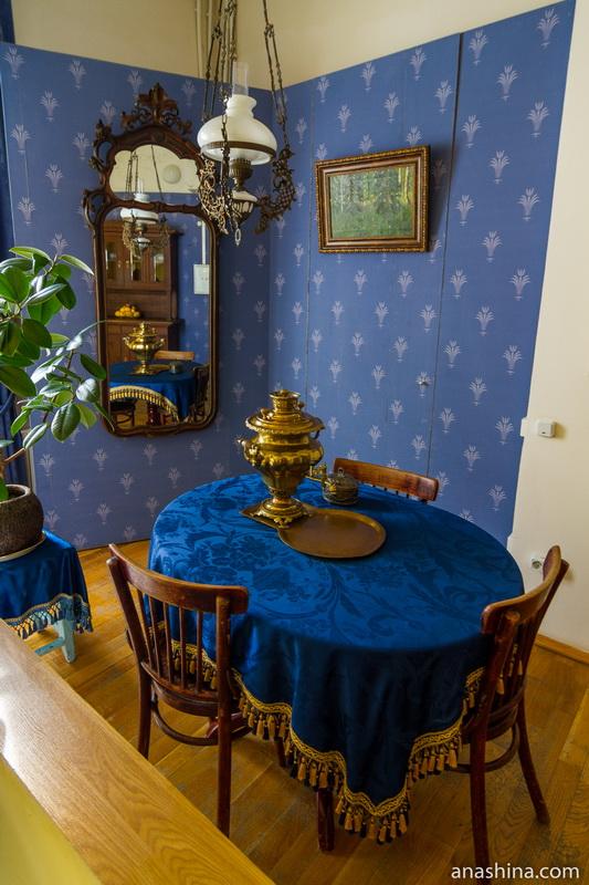 Дом Чижевского в Калуге