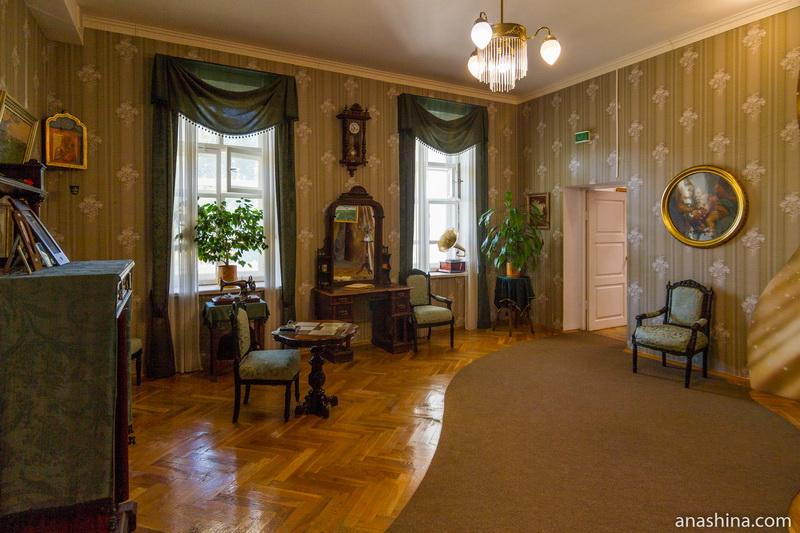 Дом-музей Чижевского
