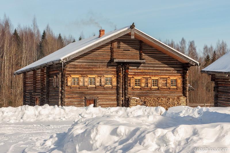 Дом Н.М.Юрова, Семёнково