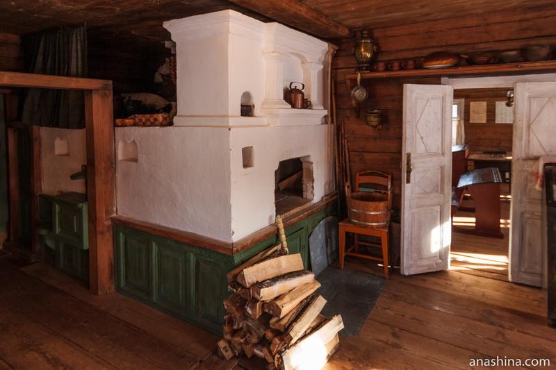 Дом Храпова, Семёнково