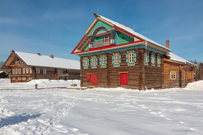 Семенково, Вологодская область