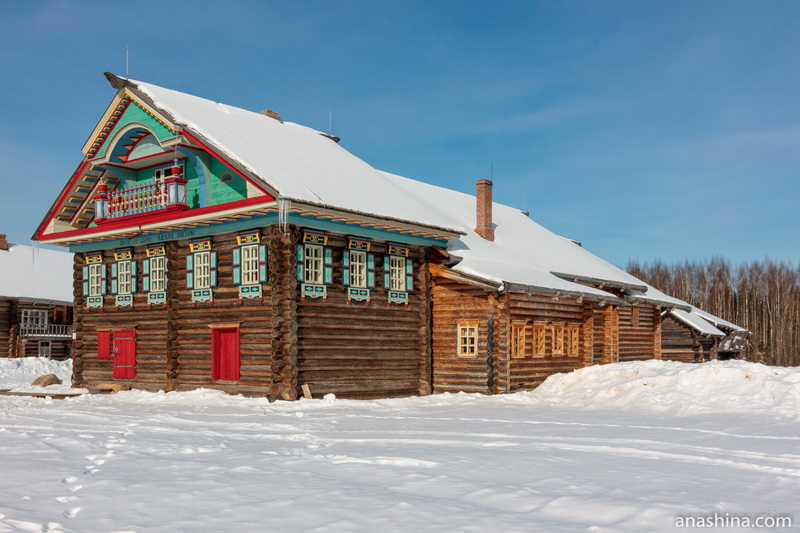 Дом В.Н.Копылова, Семёнково