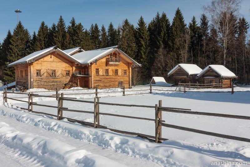 Дом А.И. Уланова
