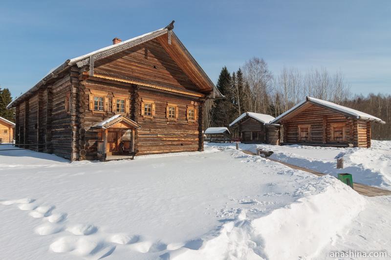 Дом Л.Г.Жукова, Семёнково
