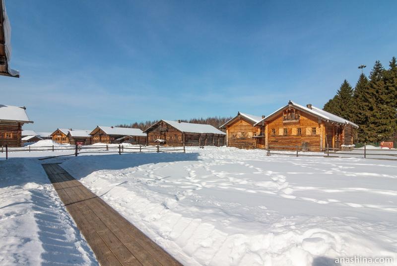 Дома в Семёнково